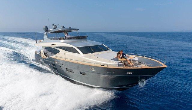 Ursus V Charter Yacht