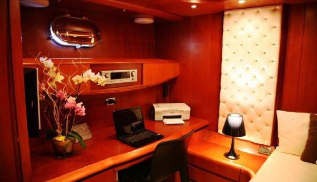 Inclination 1 Charter Yacht - 5