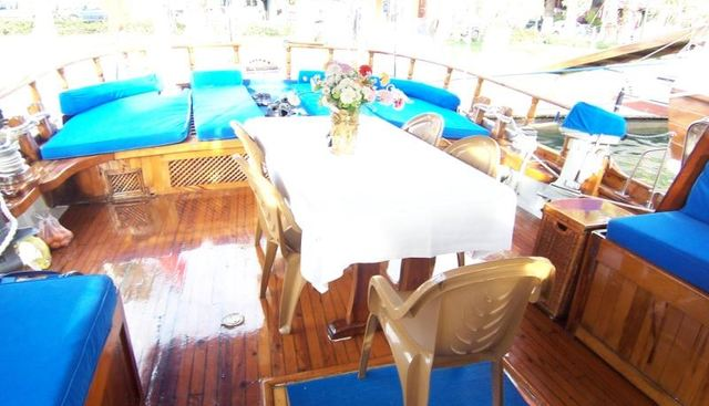 Amra Charter Yacht - 3