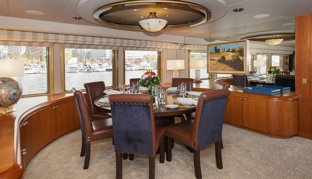 Afterglow Charter Yacht - 8