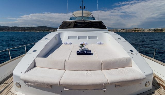 Miss Candy Charter Yacht - 2