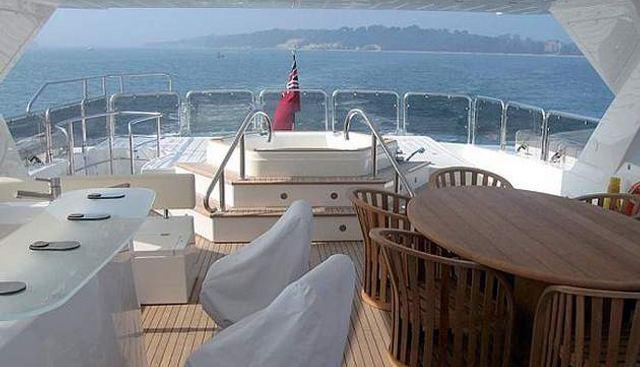 Frivolous Charter Yacht - 2