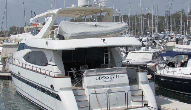Odyssey II Charter Yacht - 4