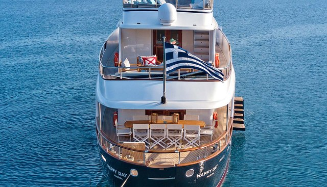 Happy Day Charter Yacht - 5