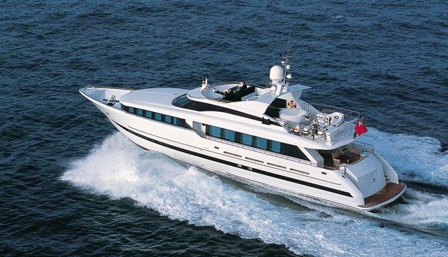 Ammoun Of London Charter Yacht - 2