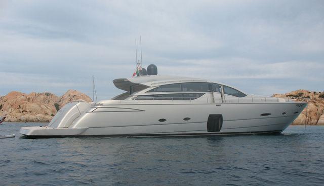 SDP Charter Yacht