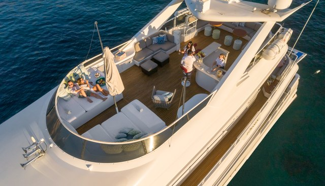 Envy Charter Yacht - 2