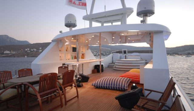 SEASTAR Charter Yacht - 3