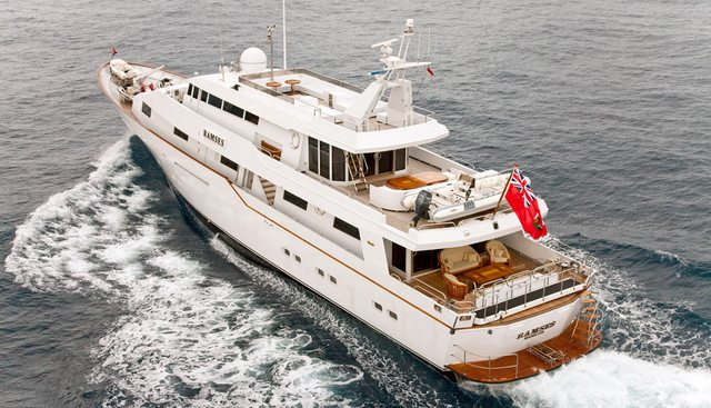 Dojo Charter Yacht - 4