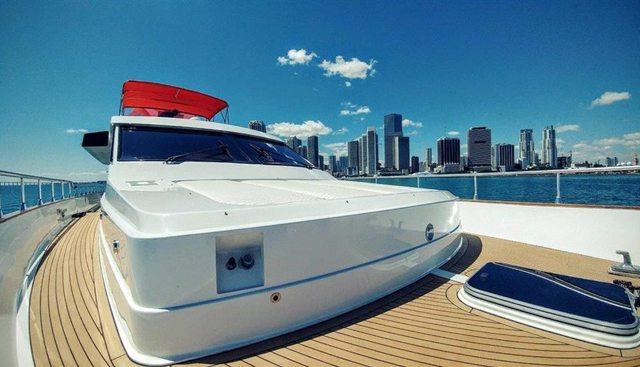 Mis Moondance Charter Yacht - 4