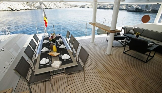 Black Swan Charter Yacht - 4