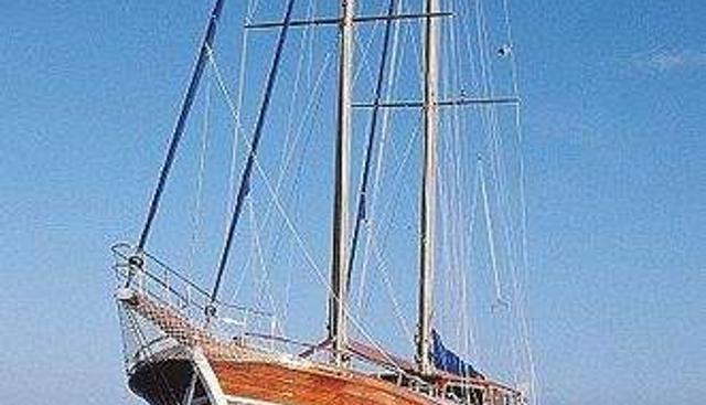 Kaya Guneri III Charter Yacht - 2
