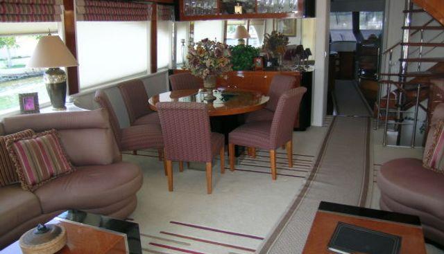 Sweet Melissa III Charter Yacht