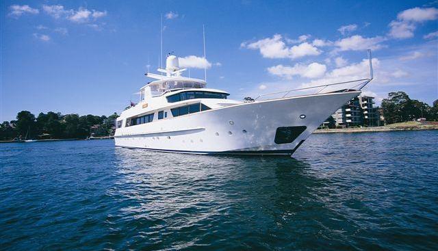 Phoenix One Charter Yacht - 3