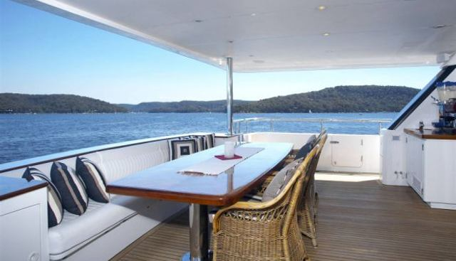 Hillsy Charter Yacht - 2