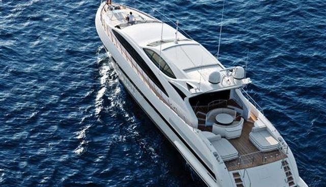 Mangusta 105 Charter Yacht - 5