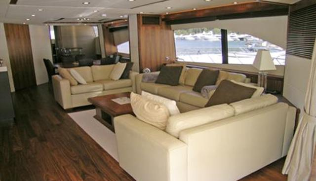 Leading Fearlessly Charter Yacht - 5