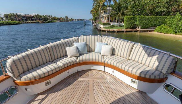 Nadan Charter Yacht - 4