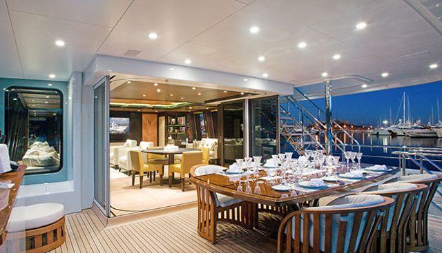 Space Charter Yacht - 4