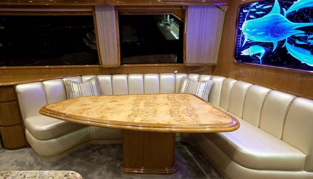 Reel Screamer Charter Yacht - 4