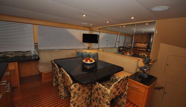 Golden Girl Charter Yacht - 8