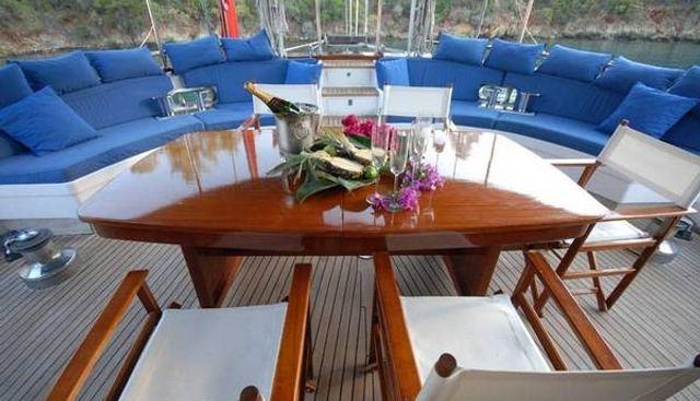 Rigel Charter Yacht - 4