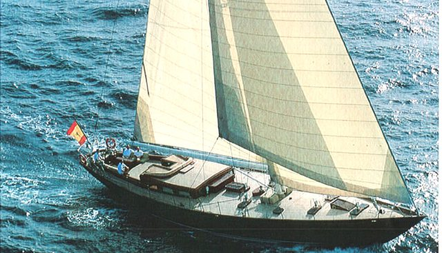 Blalumar Charter Yacht