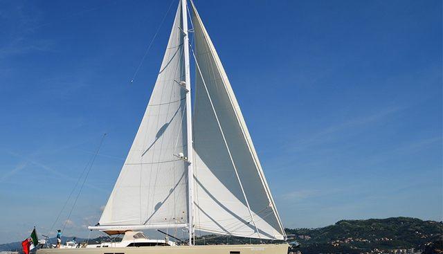 Terra Di Mezzo Charter Yacht