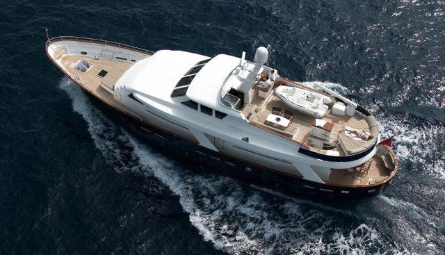 Benetti Navetta 82 Charter Yacht - 2