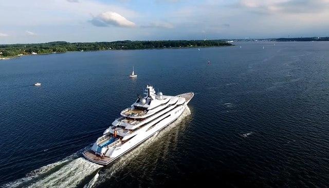 Amadea Charter Yacht - 6