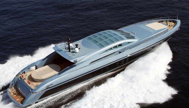 Blue Princess Star Charter Yacht