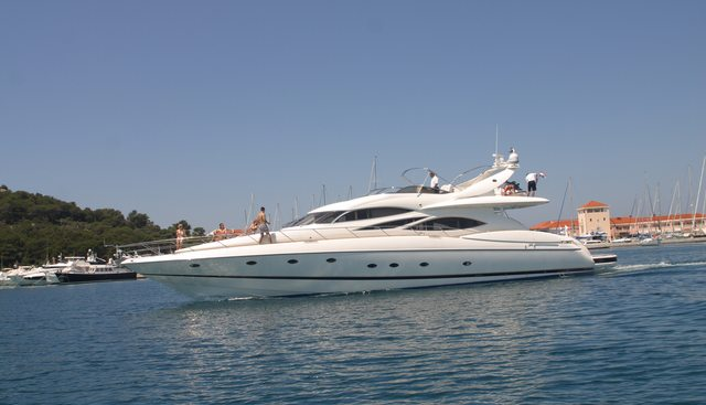 Sir Oliver Charter Yacht - 2