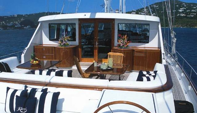 Kaori Charter Yacht - 2