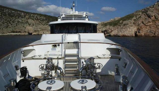 Svyatoy Nikolay Charter Yacht - 5