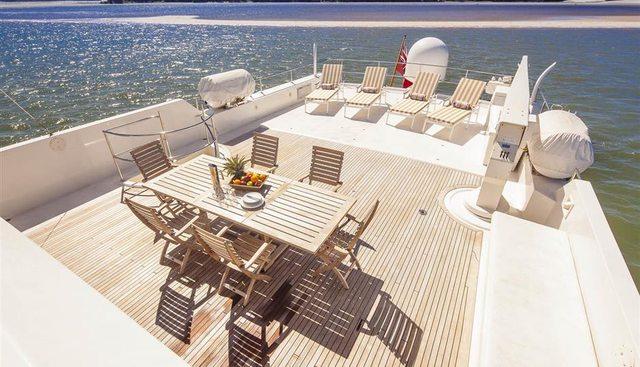 Silent World II Charter Yacht - 7