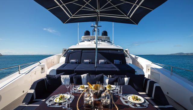 Take 5 Charter Yacht - 2