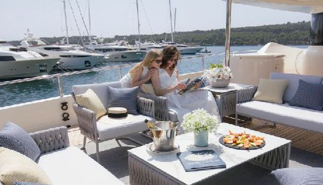 Ena Charter Yacht - 4
