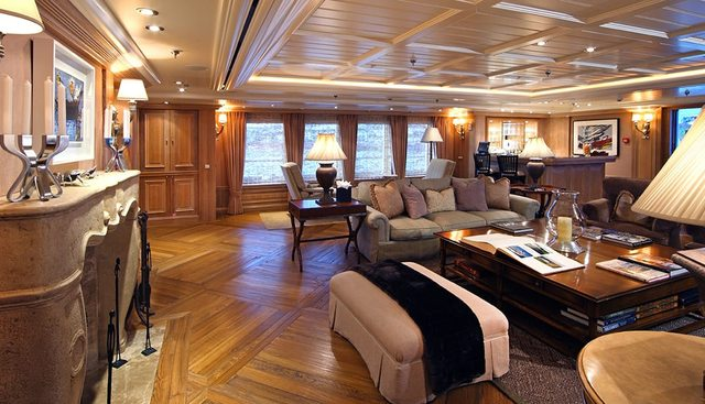 Tatoosh Charter Yacht - 7
