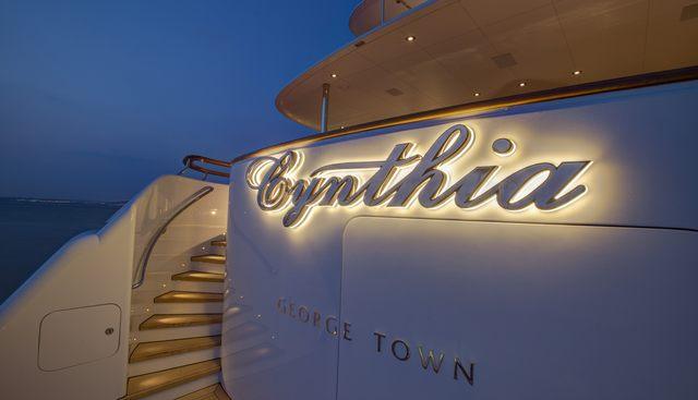 Cynthia Charter Yacht - 6