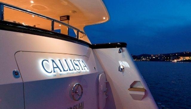 Callista Charter Yacht - 5