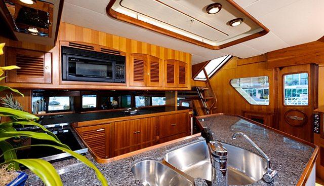 Alexandra Bear Charter Yacht - 8
