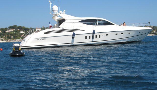 Ola Mona Charter Yacht