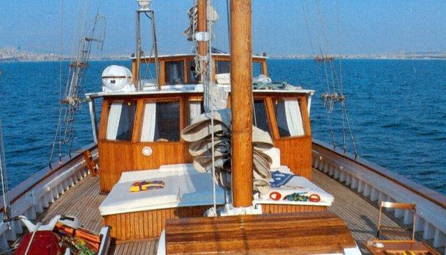Zora Charter Yacht - 3