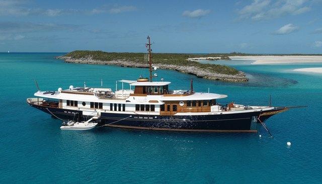 Nadan Charter Yacht