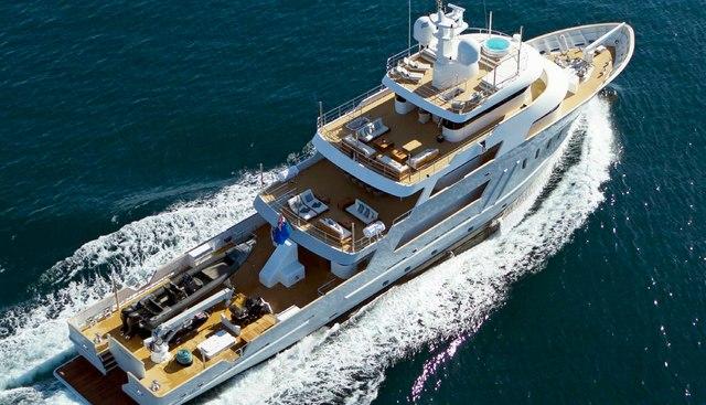 Aspire Charter Yacht - 3