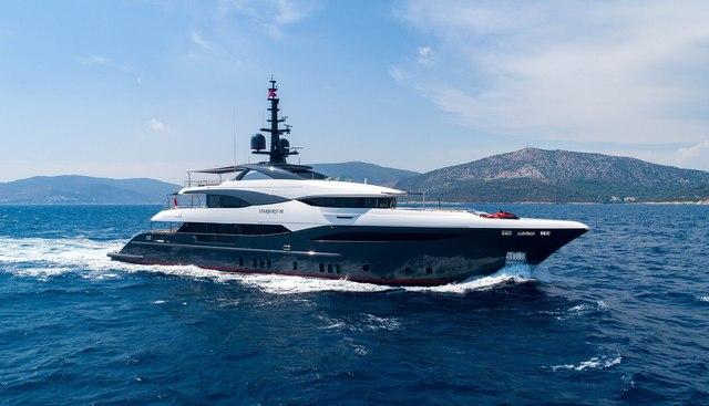 Starburst III Charter Yacht