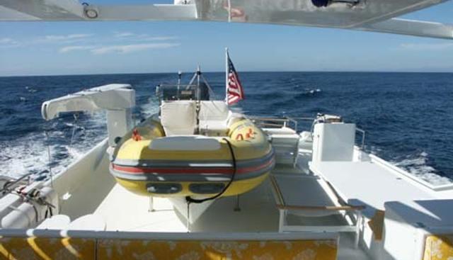 Burning Daylight Charter Yacht - 3