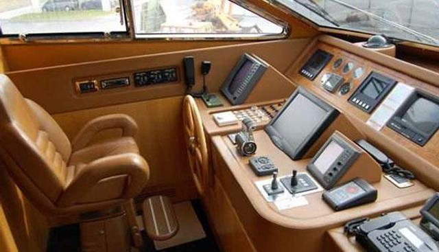 Coyote Charter Yacht - 2