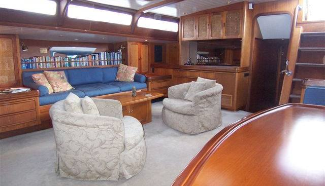 Eagle's Nest Charter Yacht - 3