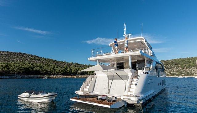 Dawo Charter Yacht - 5